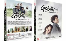 Goblin - The Lonely and Great God Korean Drama DVD with English Subtitle
