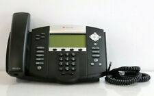 Polycom Soundpoint Ip 550 Poe 2201 12550 001 Phone B X90