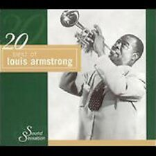 20 Best of Louis Armstrong by Louis Armstrong (CD, Jun-2004, Madacy Distribution