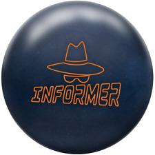 "New Radical Informer Bowling Ball | 1st Quality 15#2oz Top 2.7oz Pin 3-4"""