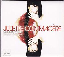 Juliette Commagere - Queens Die Proudly - CD (Aeronaut 0039 2008)