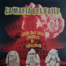 LA MAFIA DEL BAILE Rock And Roll Monkeys Of Babylonia CD . rockabilly surf latin