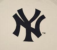 New York Yankees Logo Baseball SGA T Shirt XL X-Large EUC MLB INV2013