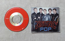 "CD AUDIO MUSIQUE INT / NSYNC ""POP"" 4T CD MAXI-SINGLE 2001 JUSTIN TIMBERLAKE JIVE"