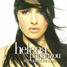 CD Helena Paparizou, My Number One, Eurovision, 16 tracks, RAR