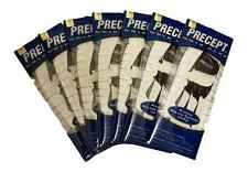 Precept Grip Plus Golf Gloves x 7 - White - Grh Small - New!