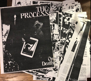THE PROCESS CHURCH OF THE FINAL JUDGEMENT THE PROCESS ON DEATH MAGAZINE PAGES