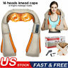 Shiatsu Neck Shoulder Massager Electric Back Massage with Heat Deep Kneading