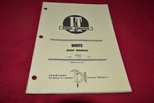 White 2-45 2-62 Tractor I&T Shop Manual SMPA
