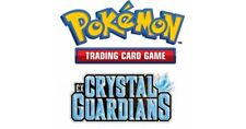 Pokemon TCG EX Crystal Guardians - Reverse Holo Rare Cards