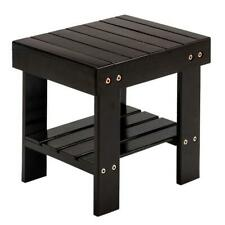 Bathroom Children Small Bench Stepping Chair Foot Rest Stool Storage Coffee New