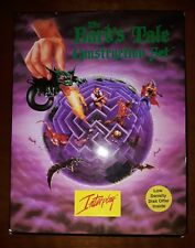 THE BARD'S TALES CONSTRUCTION SET 1991 VINTAGE FLOPPY DISK INTROVABILE RARISSIMO