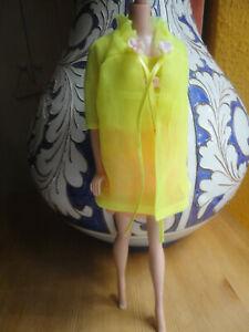 Original Mattel Barbie Clothes 1968 NIGHT CLOUDS # 1841 GC Black Label