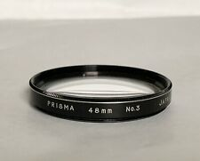 Vintage Prisma 48mm no 3 Close Up Filter