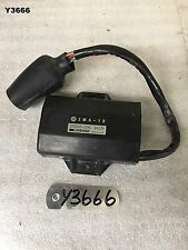 YAMAHA   TZR 250 3MA  88 - 89   CDI  ECU  UNIT   GENUINE  Y3666 -  M660