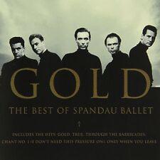 SPANDAU BALLET GOLD THE BEST OF DOUBLE VINYL LP (Greatest Hits) (8/6/2018)