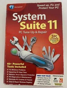 Avanquest Software System Suite 11