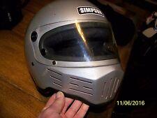 Simpson Model 32 Helmet