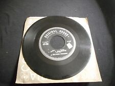 """The Hollywood Persuaders - Agua Caliente / Drums A-Go-Go - 7"""" 1965 Vinyl OS-50"""