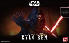 1/12 Bandai Star Wars: Kylo Ren Figure model kit #207572