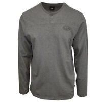Vans Off The Wall Men's Lindmar Long Sleeve Henley Tee (Retail $40)