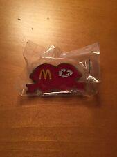 1986 Mcdonalds Nfl Helmet Pin Kansas City Chiefs