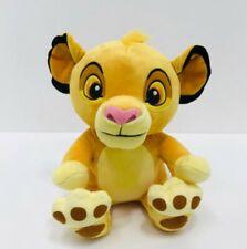"The Lion King Licensed Simba Plush Rag Doll 9.8"" 25cm Kids Gift Character"