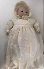 Vintage Rare German Grace S. Putman Porcelain Doll -Spare Or Repair Eyes In Head