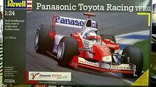 KIT REVELL 1:24 AUTO DA MONTARE PANASONIC TOYOTA RACING TF102   ART  07224