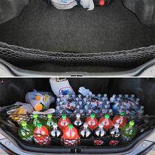 Car Trunk SUV Rear Cargo Organizer Storage Elastic Mesh Net Holder 4 Hooks #SXZ