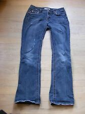 "MEK DENIM ""ISLAND HARBOUR  EASY BOOTCUT""Jeans In LIGHT BLUE 28 X 31"