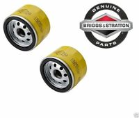 2 Pack Genuine Briggs & Stratton 696854 Pro Series Extended Life Oil Filter OEM