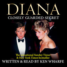 PRINCESS DIANA New Sealed INSIDE SECRETS FROM HER BODYGUARD 3 CD BOXSET