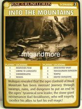 Pathfinder Adventure Card Game - 1x Into the Mountains - The Hook Mountain