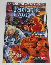 Fantastic Four # 6 [Heroes Reborn] VF Marvel France 1998