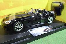 DODGE VIPER SRT-10 Cabriolet 1/18 d AMERICAN MUSCLE ERTL 33249 voiture miniature