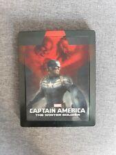 Steelbook Captain America The Winter Soldier Zavvi