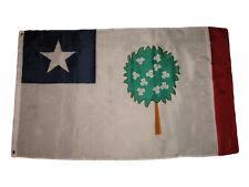 Mississippi Republic Magnolia Flag 3x5 ft Bonnie Blue Civil War State Rebel 1861
