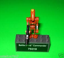LEGO STAR WARS FIGUREN - DEKOFIGUR ### BATTLE DROID - DIORAMA 75019 ### =TOP