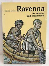 Ravenna: It's Mosaics and Monuments - G Bovini - 1978 - 1st Ed - Paperback