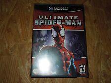 Ultimate Spider-Man  (Nintendo GameCube, 2005) *****LN*****COMPLETE*****