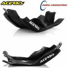 ACERBIS BLACK SKID PLATE SUMP GUARD FOR KTM SXF250 SXF350 2018 BLACK :21727