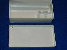 boite à couture SEWING machine à COUDRE tin box SEWING Nähmaschine VINTAGE