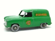 Matchbox Lesney No.59a Ford Thames 'Singer' Van (RARE DARK GREEN SILVER WHEELS)