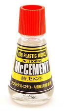 Mr. Cement Liquid Glue 25 ml. For Plastic Models MR. HOBBY