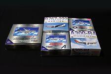 Gemini Jets 1:400 set of five