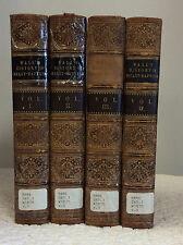 THE HISTORY OF INFANT-BAPTISM: 4 Volumes By William Wall- 1844