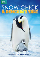 Snow Chick - A Penguin's Tale DVD (2016) John Downer cert E ***NEW***
