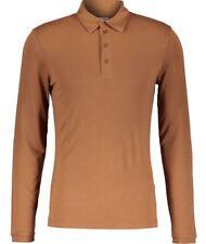 Armani Collezioni men's long sleeve polo shirt size XXXL* - Soft & Stretchy