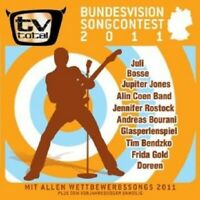 BUNDESVISION SONG CONTEST 2011 MIT BOSSE UVM. CD NEW